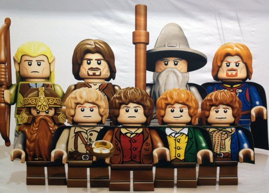 Review: Lego Lord of the Rings