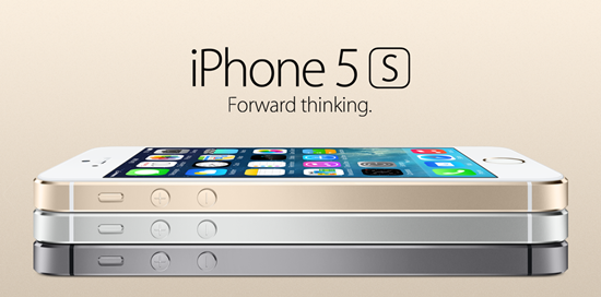 iPhone 5s in Romania