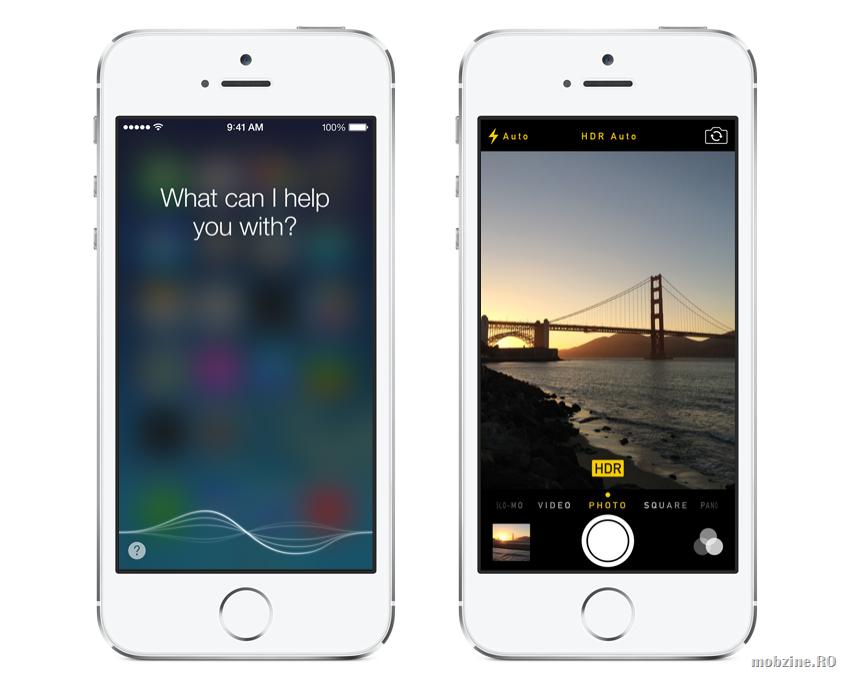 iOS 7.1 iPhone 5s