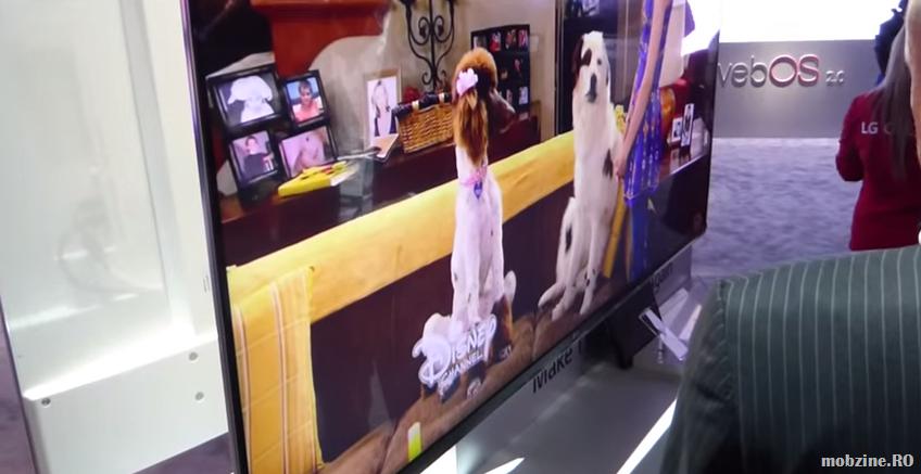 Video: handson cu webOS 2.0 de la CES 2015. Cat de rapid e?