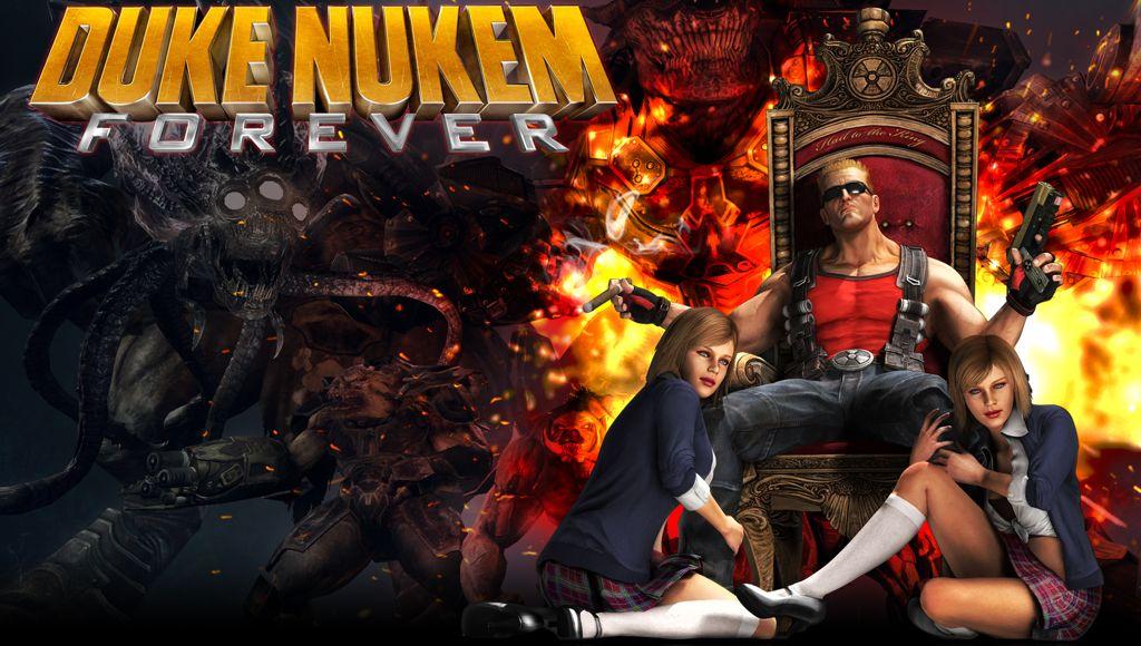 Un nou Duke Nukem de la Gearbox?