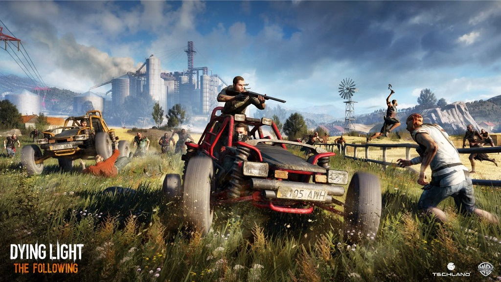 Dying Light The Following anuntat oficial