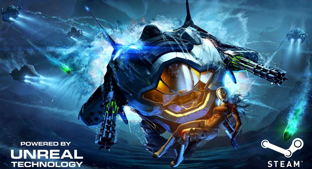 Aquanox Deep Descent cauta finantare pe Kickstarter