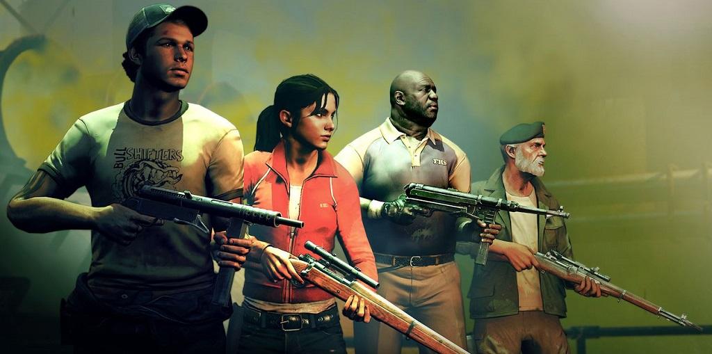 Left 4 Dead Zombie Army Trilogy 2