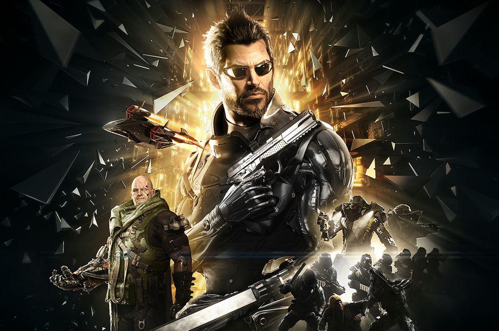 Deus Ex Collection la 7 dolari!