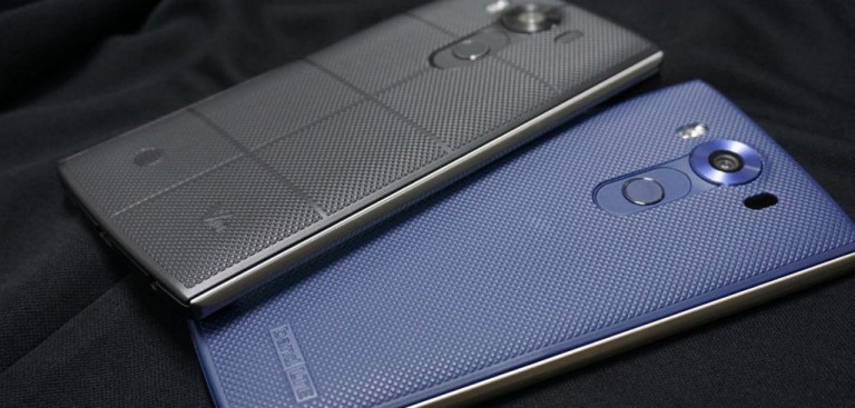 LG V10 adus oficial in Romania