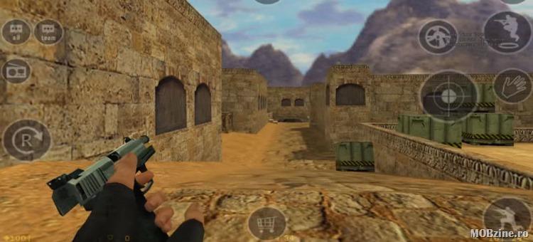 Counter Strike se poate juca direct pe un smartphone Android