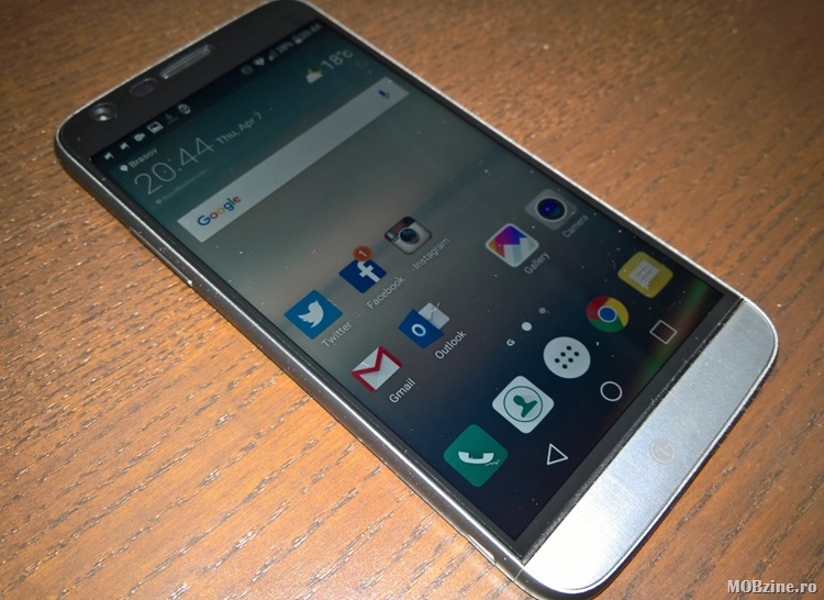 Tutorial: cum readuci shell-ul clasic Android LG Home 4.0 pe LG G5