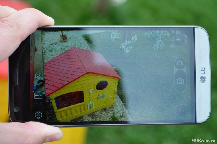 Ce diferente sunt intre camerele de 16 MP si f/1.8 si 8 MP si f/2.4 de pe LG G5 la poze și la filmare