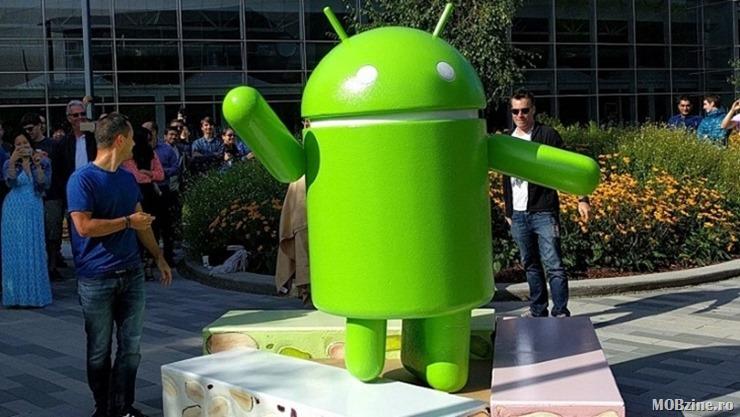 Android 7 are acum un nume: N-ul este de la Nougat!