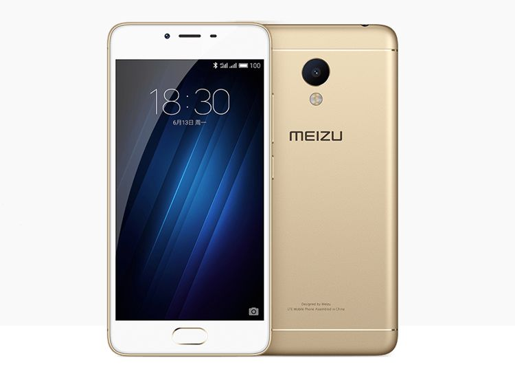 Meizu m3s anuntat oficial