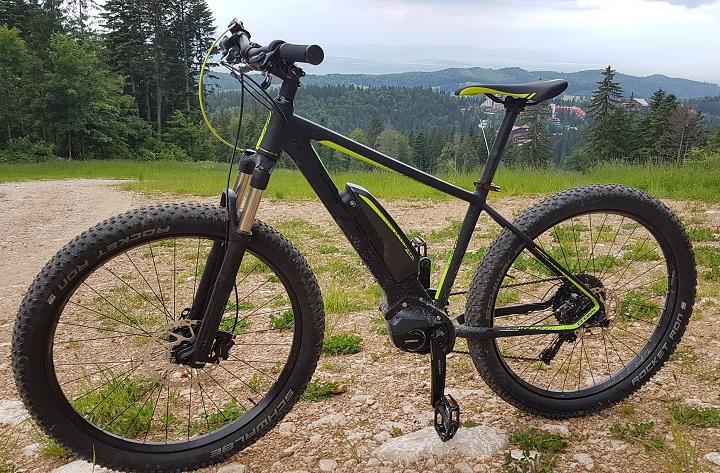 Cateva impresii despre bicicleta electrica Cross Element 27,5 inchi, model 2017
