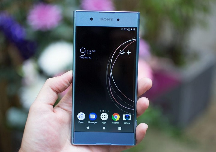 Sony Xperia XA1 Plus isi face aparitia oficial