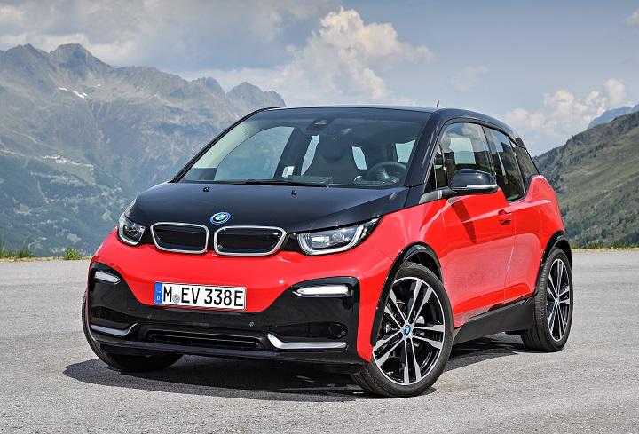 BMW i3s disponibil la comanda pe piata din Romania