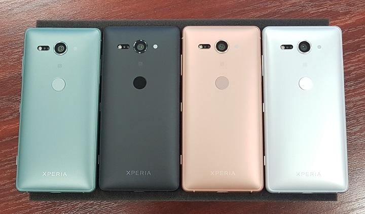 Sony Xperia XZ2 Compact culori