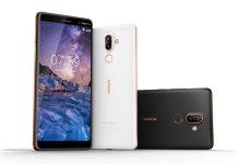 Nokia 8 Sirocco si Nokia 7 Plus