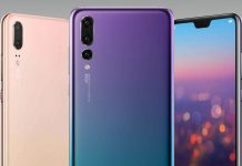 Huawei P20 si P20 Pro