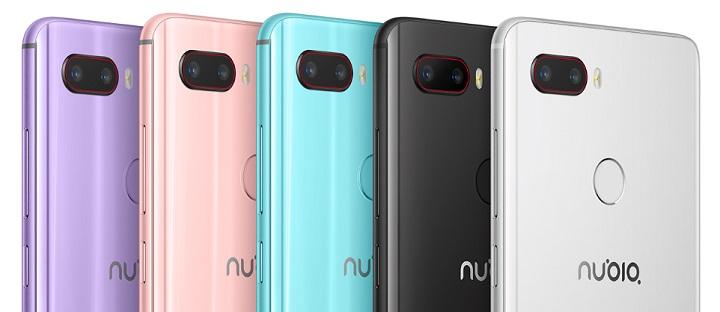 ZTE Nubia Z18 mini