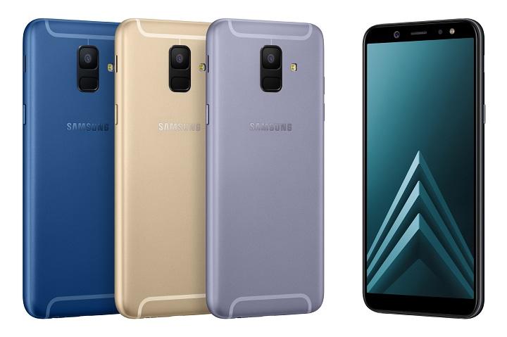 Samsung Galaxy A6 si Galaxy A6+