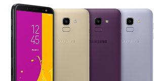 Samsung Galaxy J6 si Galaxy J4