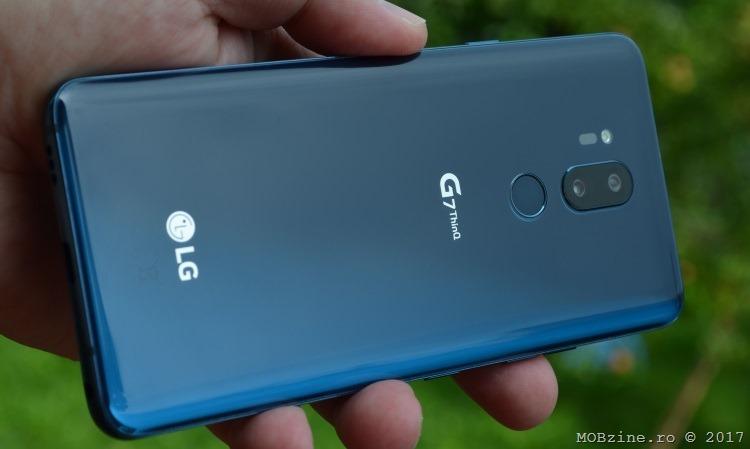 5 motive sa cumparati LG G7 ThinQ