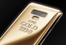 Samsung Galaxy Note9 de la Caviar
