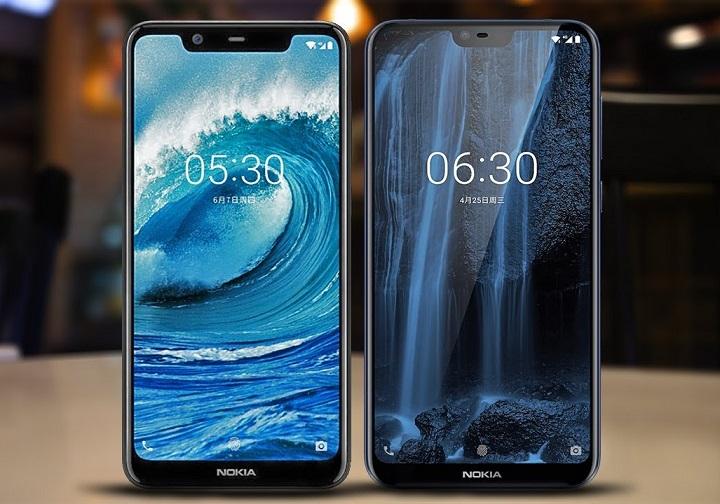 Nokia 6.1 Plus si Nokia 5.1 Plus