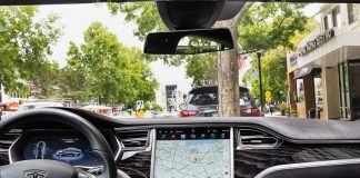 Tesla video streaming