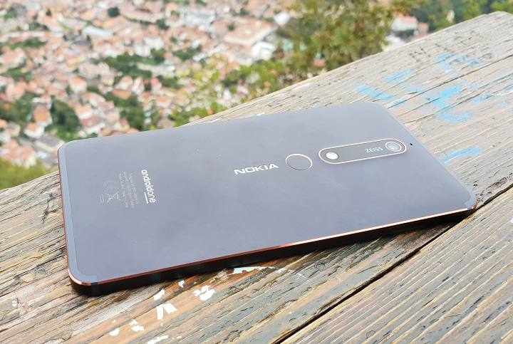 review Nokia 6.1