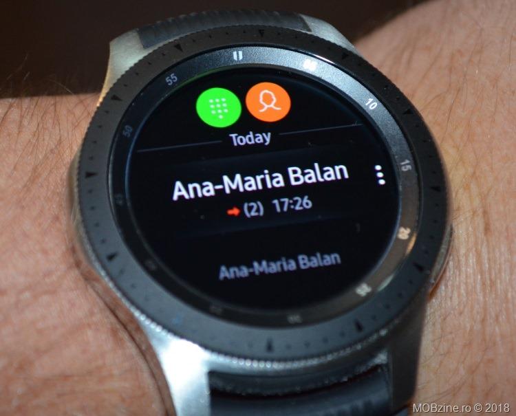 Samsung Galaxy Watch: