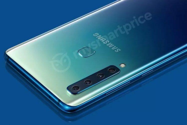 Samsung Galaxy A9 este primul smartphone din lume care vine cu un sistem principal ce inglobează patru camere foto!
