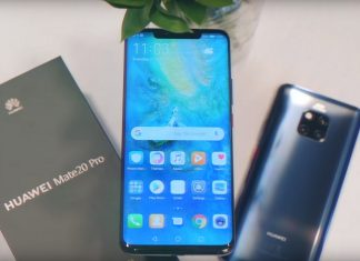 Huawei Mate 20 Pro hands-on