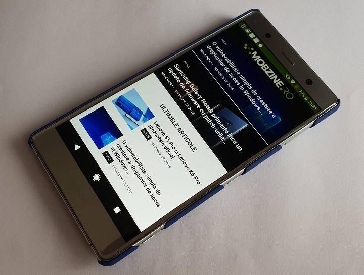 husa de protectie pentru Sony Xperia XZ2 Premium