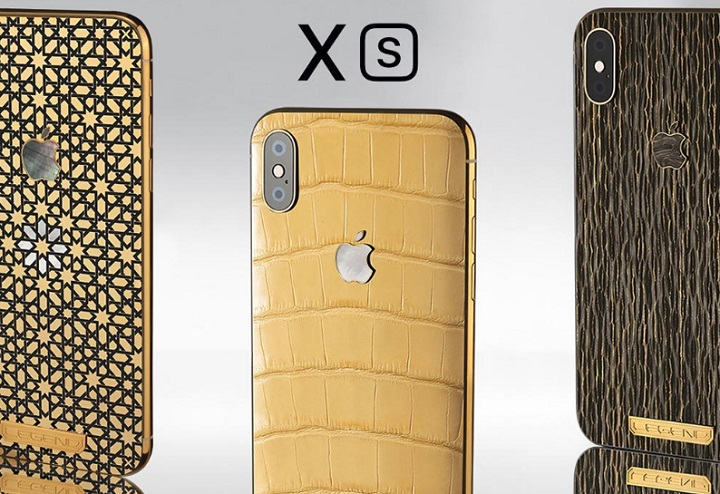 iPhone XS Legend