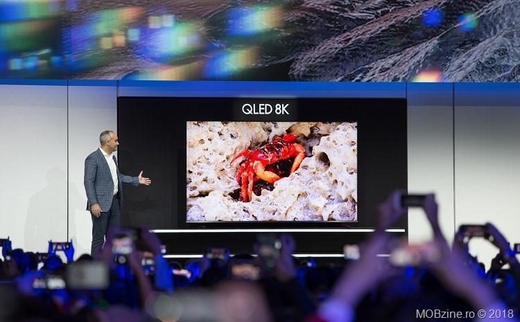 CES2019 Samsung Press Conference_QLED 8K Unveil