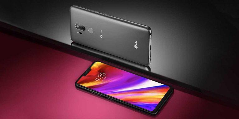 LG va lansa curand Android 9 Pie pentru seria G7 ThinQ