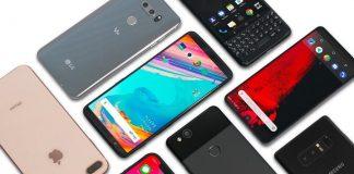 piata de smartphone 2018
