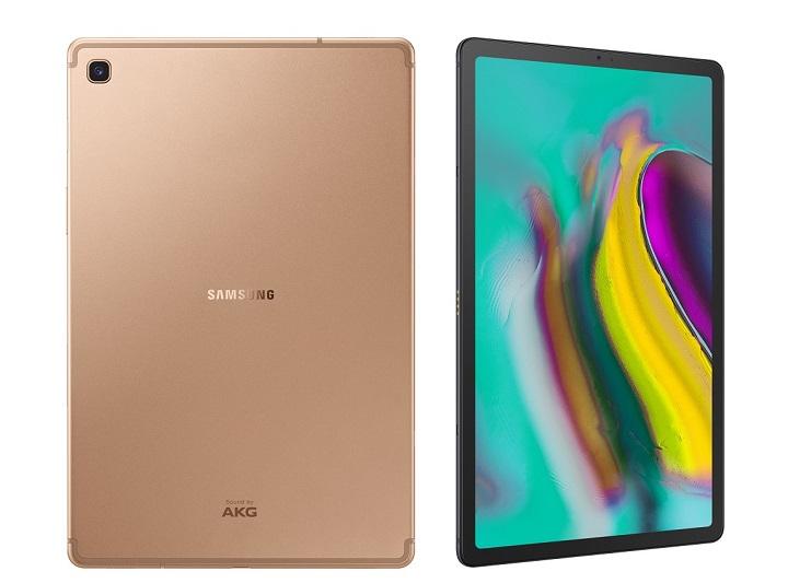 Samsung Galaxy Tab S5e, tableta mid-range cu ecran AMOLED prezentata oficial