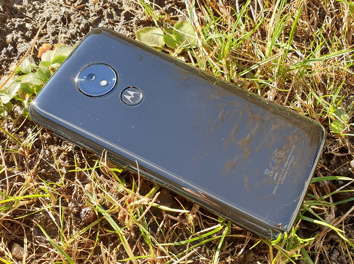 review Moto G7 Power