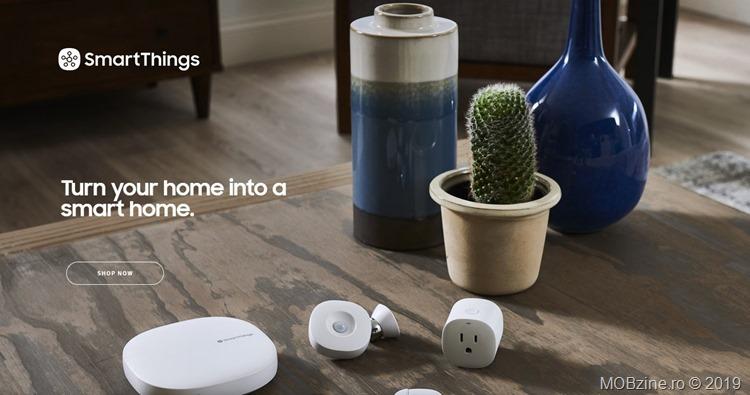 Ce este Samsung SmartThings