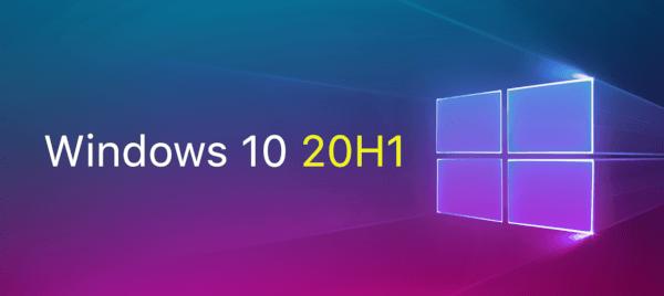 Windows 10 20H1 Build 18894