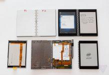 Un concept de dispozitiv dual screen propus de Intel, probabil sursa de inspirație pentru Project Centaurus.