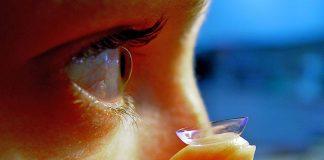 Au fost create lentile de contact cu zoom.