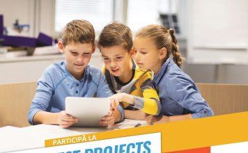 Coolest Projects CoderDojo Tech Academy, un concurs online de programare pentru copii