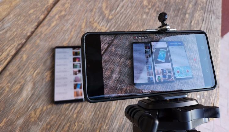 Am măsurat viteza Samsung Galaxy Note9 vs Sony Xperia 1 vs Asus Zenfone 6.