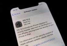 iOS 12.4 este proaspăt lansat de Apple pentru iPhone și iPad.