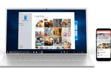 Cea mai recentă versiune a aplicației Your Phone de Windows 10 aduce notificările Android direct pe desktop.