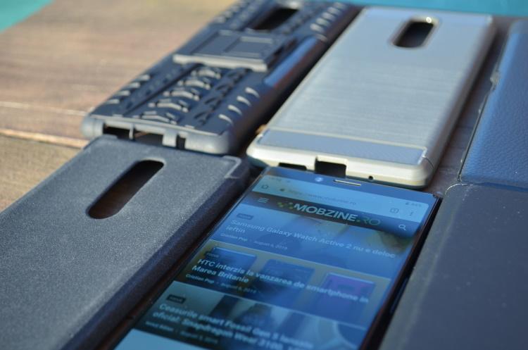 Recomandare huse pentru protecția lui Sony Xperia 1.
