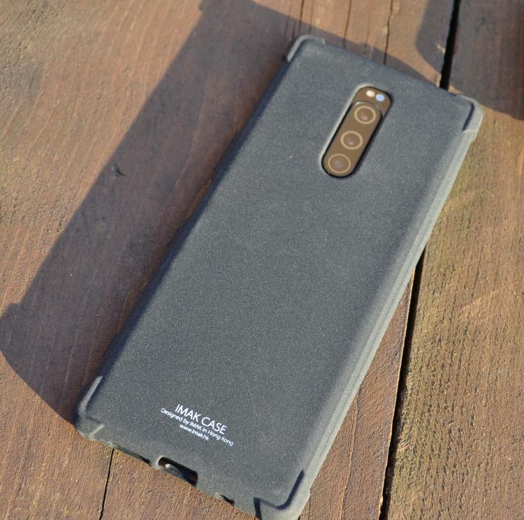 IMAK CASE husa pentru Sony Xperia 1.