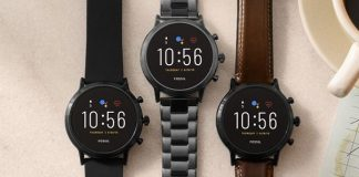 Fossil smart watch Gen 5.